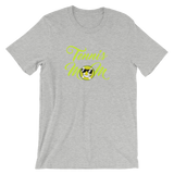 Tennis Mom Script  Unisex T-Shirt