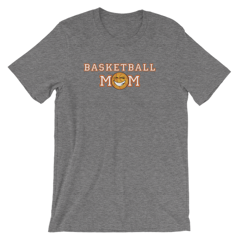 Basketball Mom  Unisex T-Shirt