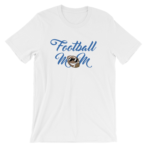 Football Mom Script  Unisex T-Shirt