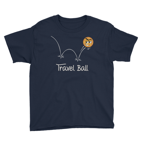 Youth Basketball Travel Ball T-shirt
