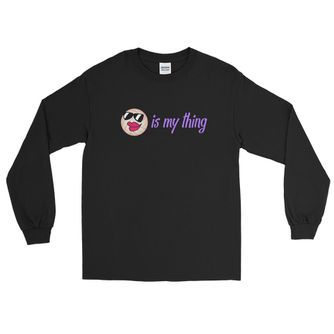 Volleyball Is My Thing Long Sleeve T-Shirt