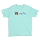 Youth Football Is My Thing T-Shirt