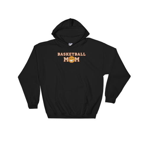 Basketball Mom Sweatshirt Hoodie