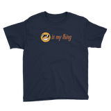 Youth Basketball Is My Thing T-Shirt