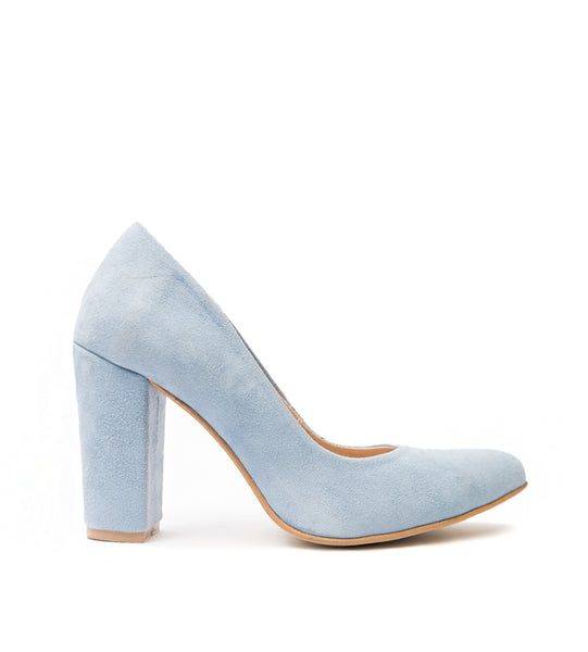 blue office shoes very comfy and simple fashion from the best quality real leather