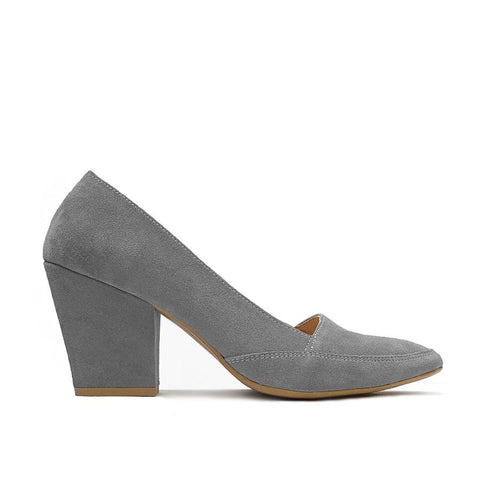 grey court shoes