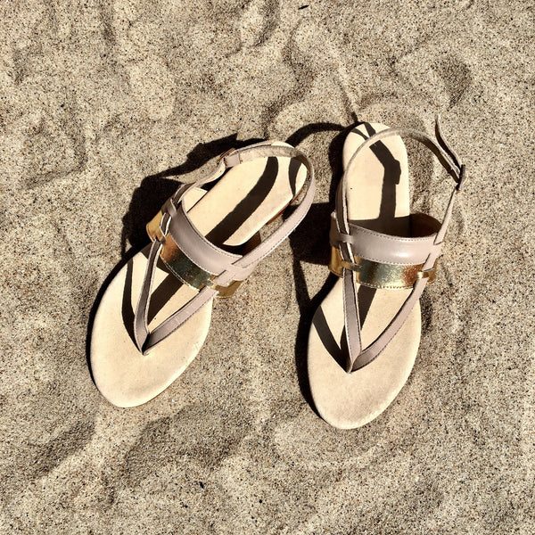Sandals for the hotest day, great for beach and walk during the summer