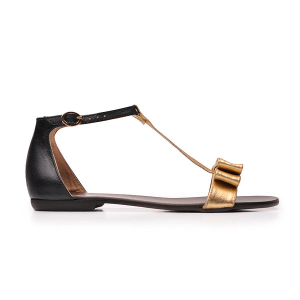 Stylish sandals handmade from quality leather