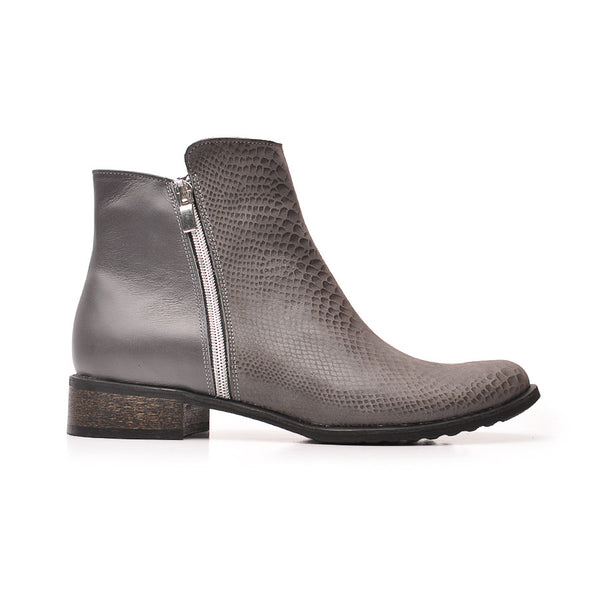 Ladies ankle boots handmade from quality leather