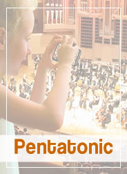 Pentatonic Wind Chime Tunings Collection