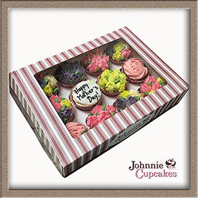 Cupcake Box Set Custom