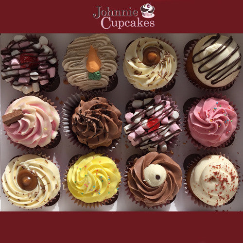 The Box Set Classic Cupcakes.