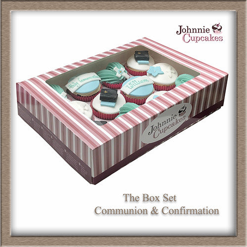 The Cupcake Box Set Communion and Confirmation