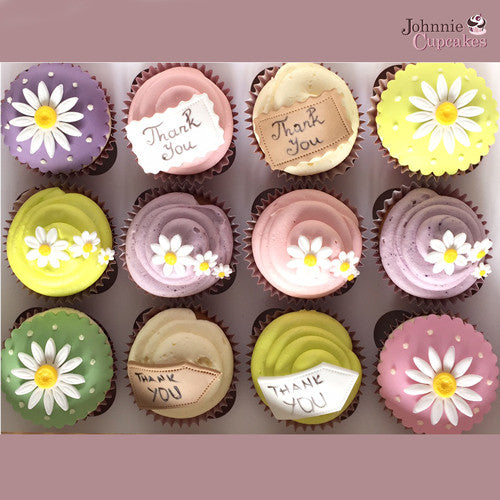 Thank You cupcakes. - Johnnie Cupcakes