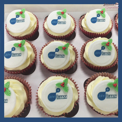 Corporate Cupcakes - Johnnie Cupcakes