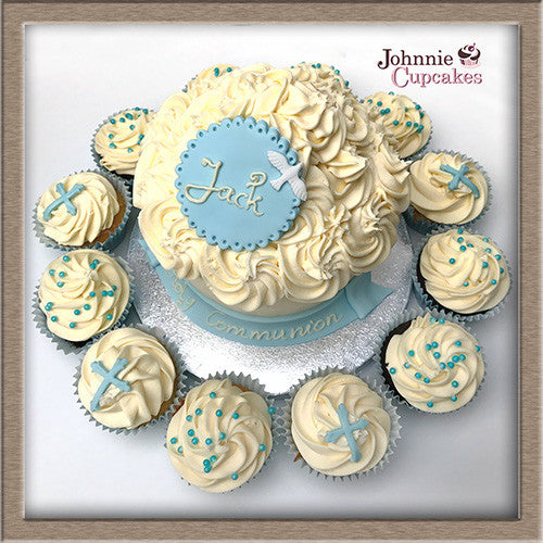 Communion and Confirmation Package - Johnnie Cupcakes