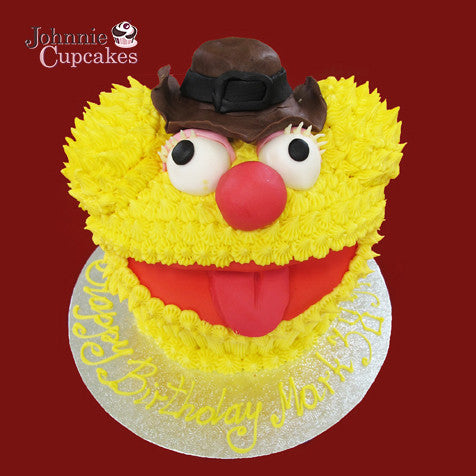 Giant Cupcake Muppets
