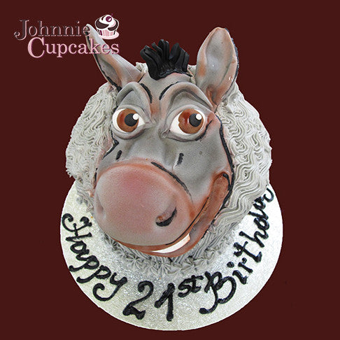 Giant Cupcake Donkey from Shrek