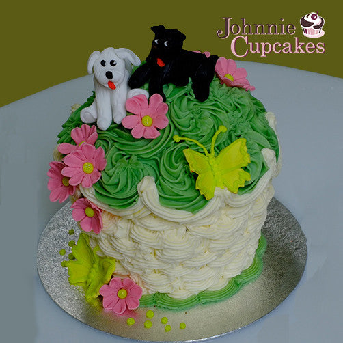 Giant Cupcake Dogs - Johnnie Cupcakes