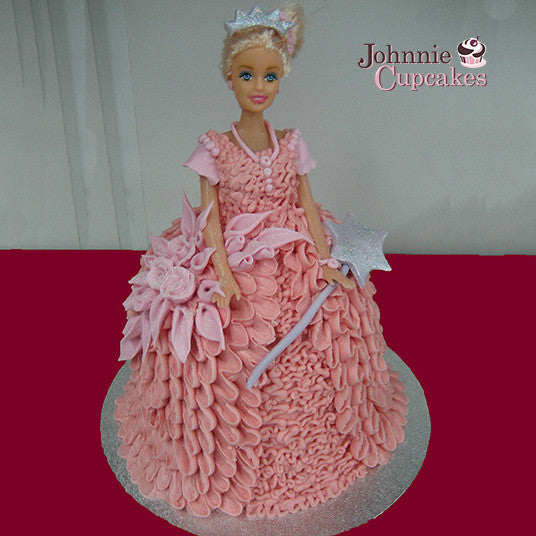 Giant Cupcake Doll - Johnnie Cupcakes