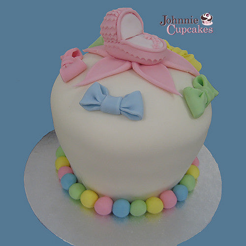 Giant Cupcake Baby Cot