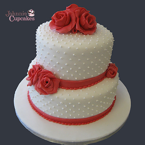 Wedding Cakes and cupcakes - Johnnie Cupcakes