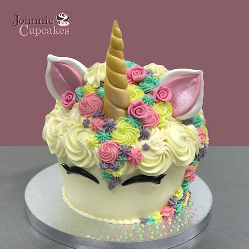 Unicorn Cake Johnnie Cupcakes