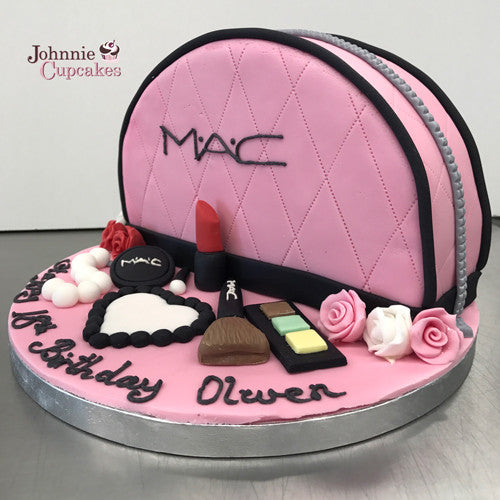 M.A.C Make Up Cake - Johnnie Cupcakes