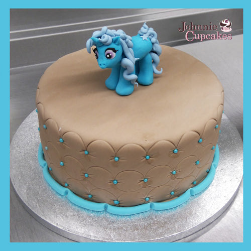 My Little Pony Cake - Johnnie Cupcakes