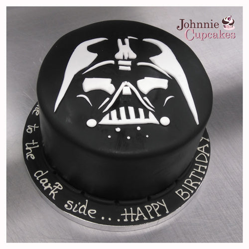 Star Wars Cake - Johnnie Cupcakes