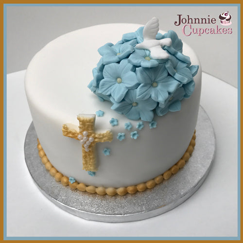Communion and Confirmation Cakes - Johnnie Cupcakes