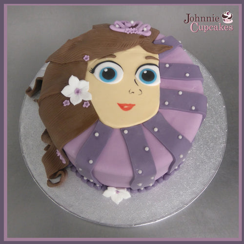 Disney Princess Cake - Johnnie Cupcakes