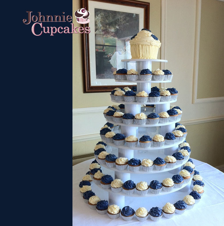 Wedding Cakes - Johnnie Cupcakes