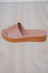 Gigi Slide Flatform Sandal - J. Lilly's Boutique