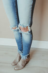 The Underwood Jeans ~ Light Wash - J. Lilly's Boutique