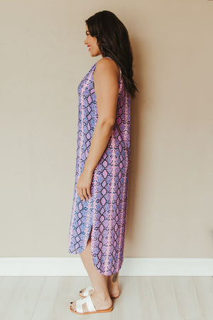 Kendall Maxi Dress - J. Lilly's Boutique