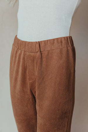 The Oakley Flare Pants ~ Camel - J. Lilly's Boutique