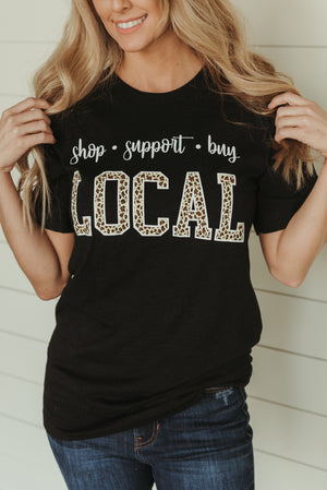 Shop, Support, Buy Local