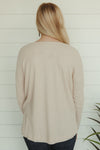 Falls Embrace Top~Natural