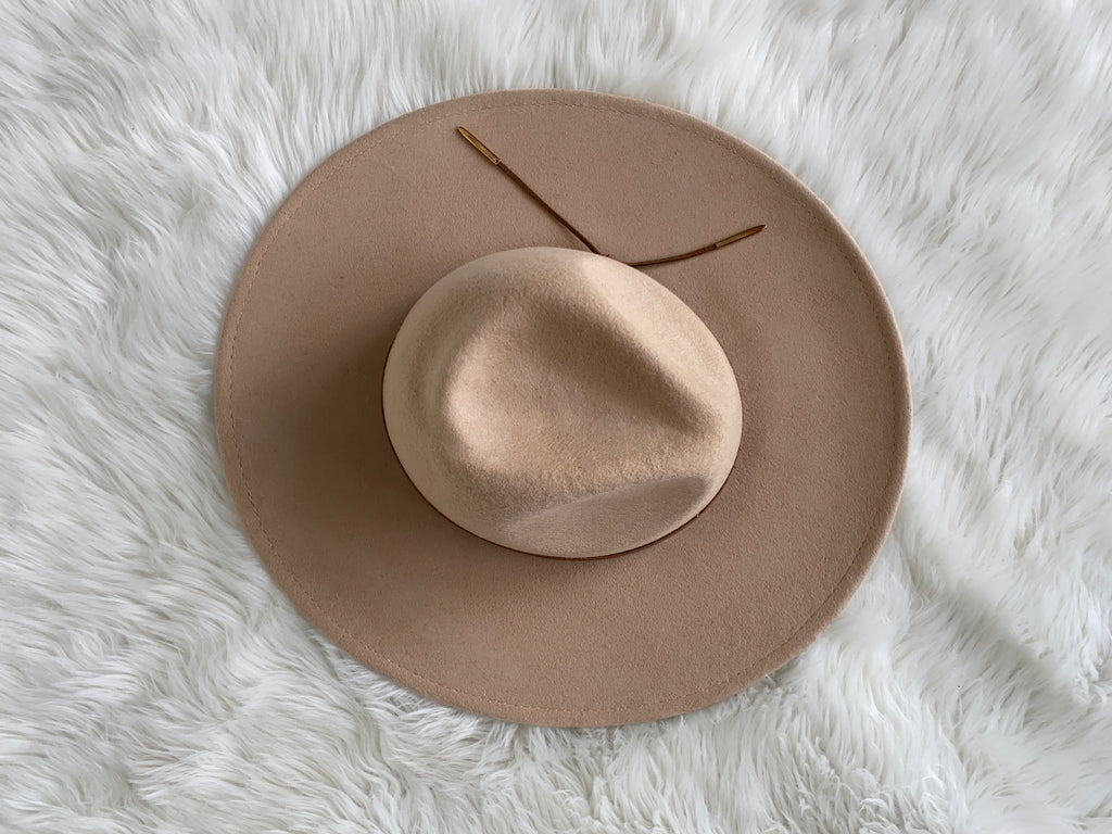Out West Felt Hat with Band