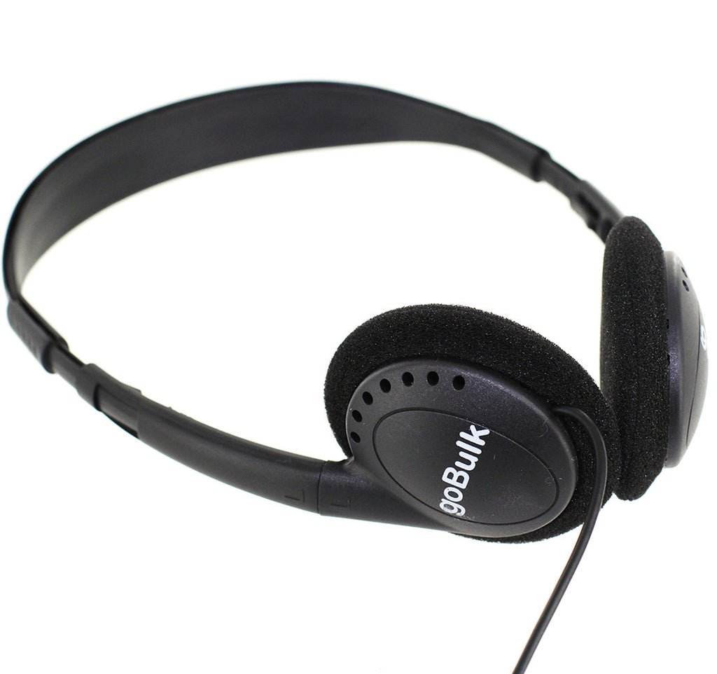 goBulk Cheap H4 Stereo Headphone - goBulk.com