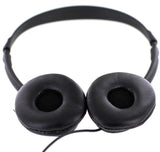 goBulk Cheap H2 Stereo Headphone (Wipe-Cleanable Earpads) - goBulk.com