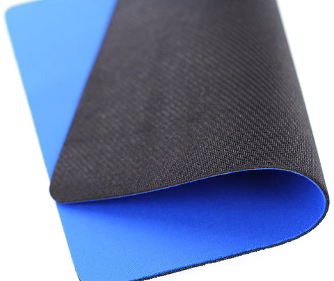 High Quality Rubber Computer Mouse Pad (Blue, 9.8 x 8.7 inch, CP-2) - goBulk.com