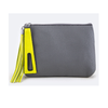 Grey and Yellow Convertible Purse Photo - Plush Boutique