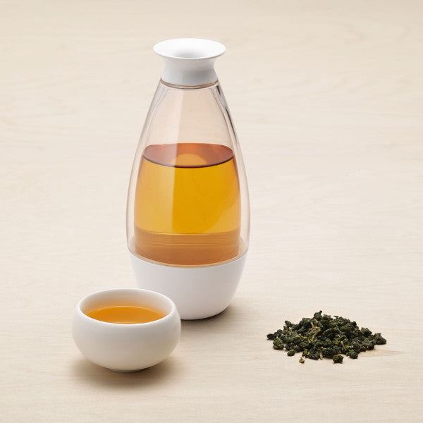 San Lin Xi Mountain Dragon Tea (2016)