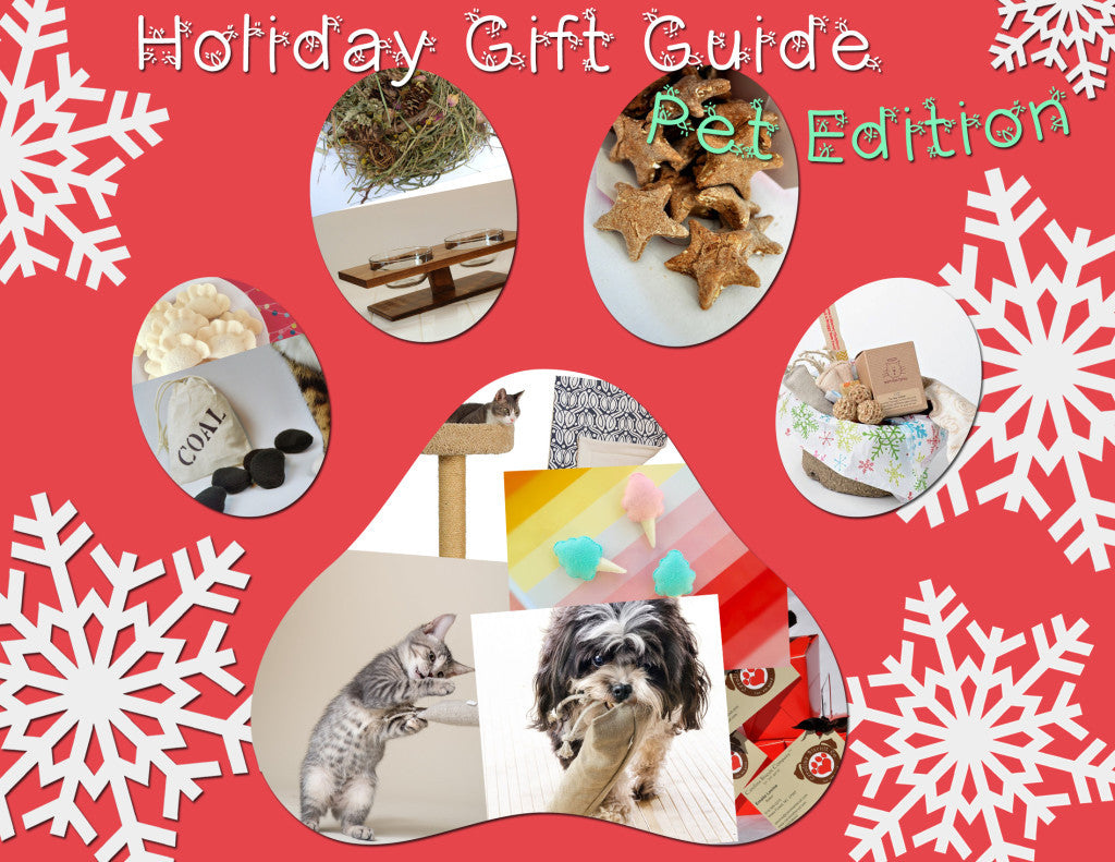 Holiday Gift Guide: Pet Edition!