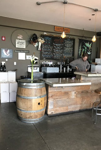 sante adairius vegan-friendly brewery santa cruz ca