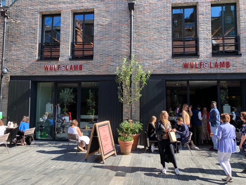 Wulf and Lamb vegan Chelsea London