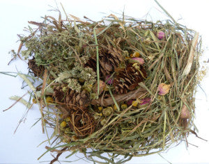 Herbal Remedy - Healthy Treat and Toy for Rabbits
