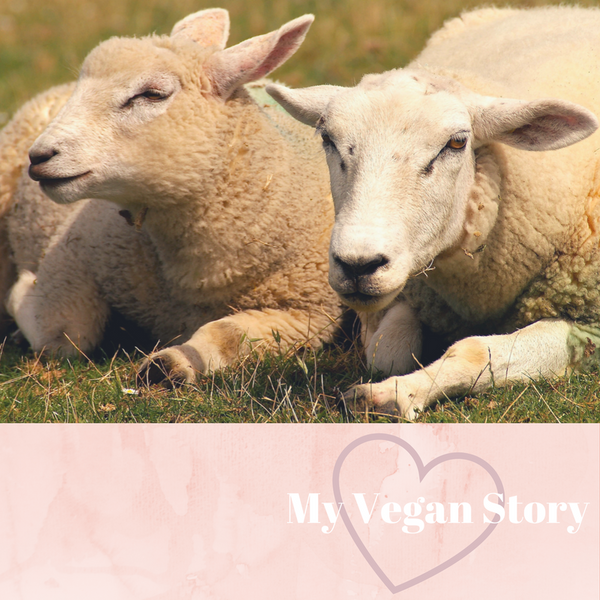 My vegan story threads for love